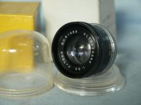 ' 75mm '  Boxed Cased F3.5 75MM Enlarging Lens £12.99